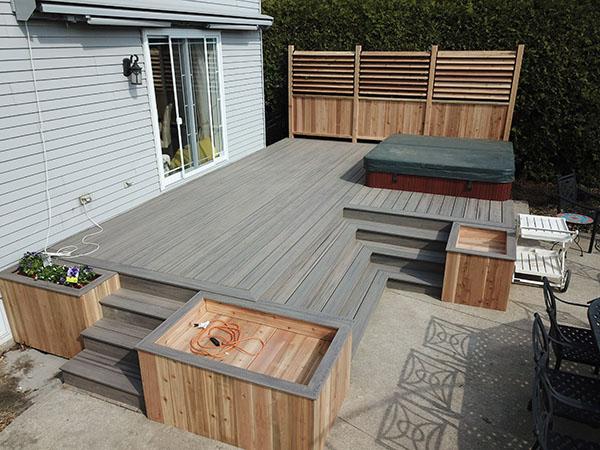 Devis et plan de patio sur la Rive-Sud - Patio et Clôture Caravelle Enr. sur la Rive-Sud